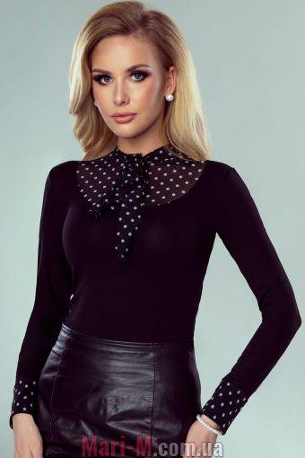 Фото - Блузка из вискозы с длинными рукавами Selena Eldar Eldar купить в Киеве и Украине