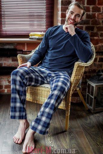Фото - Мужская пижама/домашний костюм MNS 411 B7 Key Key купить в Киеве и Украине