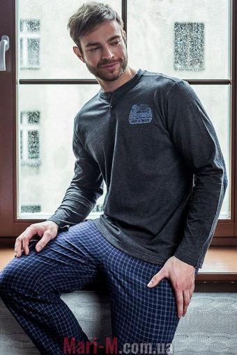 Фото - Мужская пижама/домашний костюм MNS 478 B7 Key Key купить в Киеве и Украине