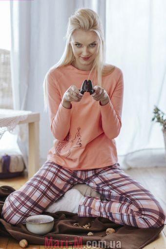 Фото - Хлопковая пижама LNS 403 B19 Key Key купить в Киеве и Украине