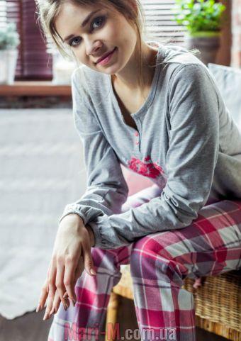 Фото - Хлопковая пижама LNS 419 B7 Key Key купить в Киеве и Украине