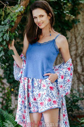 Фото - Летняя пижама из вискозы LNS 540 A20 Key Key купить в Киеве и Украине