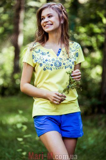 Фото - Пижама женская LNS 549 А8 Key  Key купить в Киеве и Украине