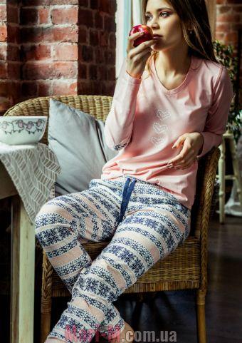 Фото - Хлопковая пижама LNS 987 B7 Key Key купить в Киеве и Украине