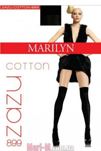 Фото - Хлопковые заколеновки Zazu Cotton 899 Marilyn Marilyn купить в Киеве и Украине