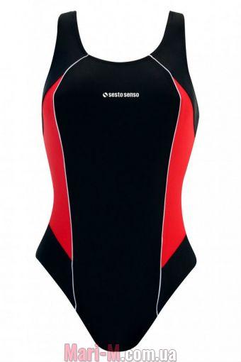 Фото - Слитный спортивный купальник BW 714 Sesto Senso (несколько цветов) Sesto Senso купить в Киеве и Украине