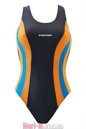 Фото - Слитный спортивный купальник BW 715 Sesto Senso (несколько цветов) Sesto Senso купить в Киеве и Украине