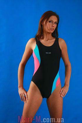 Фото - Слитный спортивный купальник BW 718 Sesto Senso (несколько цветов) Sesto Senso купить в Киеве и Украине
