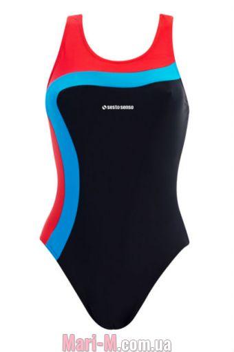 Фото - Слитный спортивный купальник BW 728 Sesto Senso (несколько цветов) Sesto Senso купить в Киеве и Украине