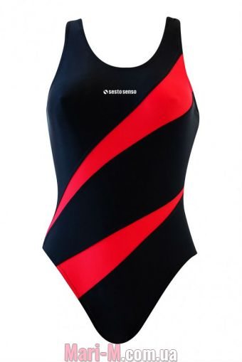 Фото - Слитный спортивный купальник BW 729 Sesto Senso (несколько цветов) Sesto Senso купить в Киеве и Украине