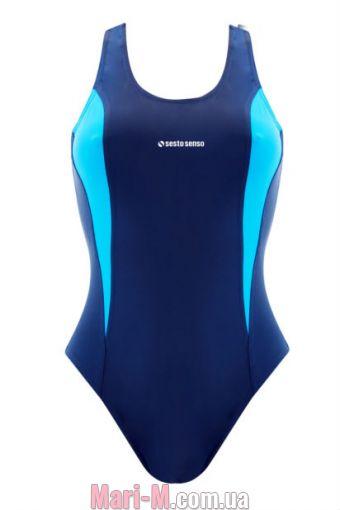 Фото - Слитный спортивный купальник BW 730 Sesto Senso (несколько цветов) Sesto Senso купить в Киеве и Украине