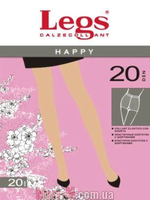 Фото - Колготки Happy 20den Legs Legs купить в Киеве и Украине