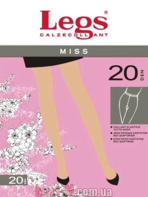 Фото - Колготки Miss 20den Legs Legs купить в Киеве и Украине