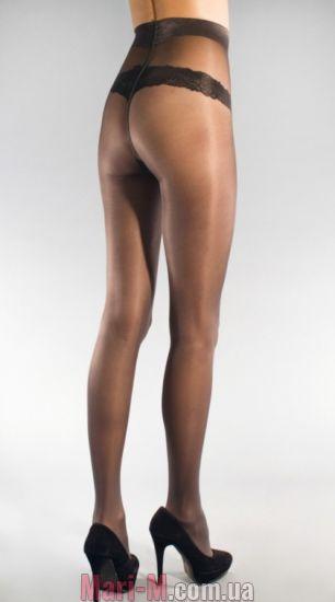 Фото - Колготки с эффектом шелка Silk 8den Legs Legs купить в Киеве и Украине