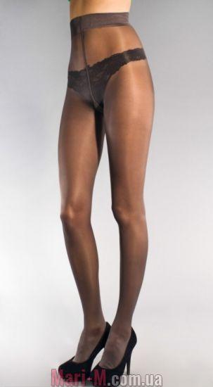 Фото - Колготки с эффектом шелка Silk 40den Legs Legs купить в Киеве и Украине