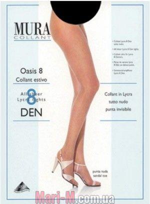 Фото - Колготки без шортиков 208 Oasis 8den Mura Mura купить в Киеве и Украине