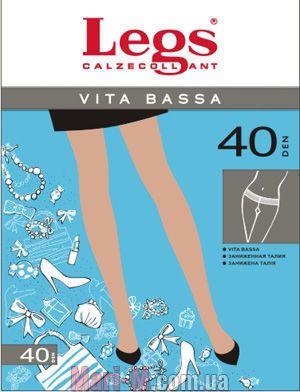 Фото - Колготки с заниженной талией Vita Bassa 40den Legs Legs купить в Киеве и Украине