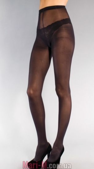 Фото - Колготки с эффектом велюр Tetti 40den Legs Legs купить в Киеве и Украине