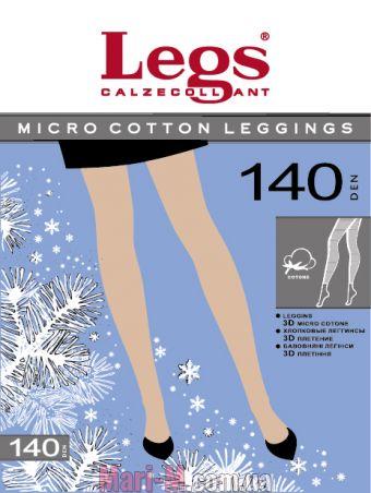 Фото - Хлопковые леггинсы Micro Cotton 140den Legs Legs купить в Киеве и Украине