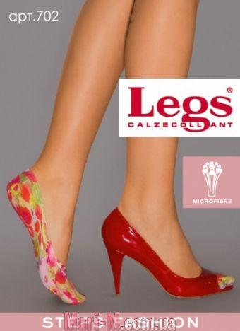 Фото - Следы с принтом Fashion 702 Legs (10 расцветок) Legs купить в Киеве и Украине