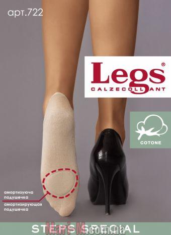 Фото - Подследники с подушкой на стопе 722 Legs Legs купить в Киеве и Украине