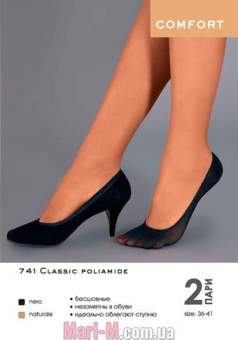 Фото - Классические подследники 2 пары 741 Legs Legs купить в Киеве и Украине