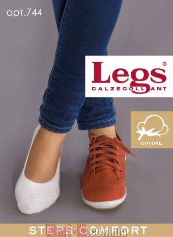 Фото - Хлопковые подследники для спортивной обуви 744 Legs Legs купить в Киеве и Украине