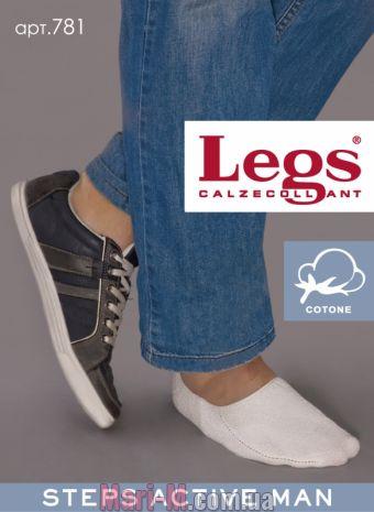 Фото - Мужские махровые подследники для спортивной обуви 781 Legs Legs купить в Киеве и Украине