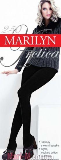 Фото - Женские хлопковые махровые колготы с шерстью Arctica 250 den Marilyn Marilyn купить в Киеве и Украине