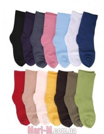 Фото - Однотонные хлопковые носки Forte 58 Marilyn Marilyn купить в Киеве и Украине