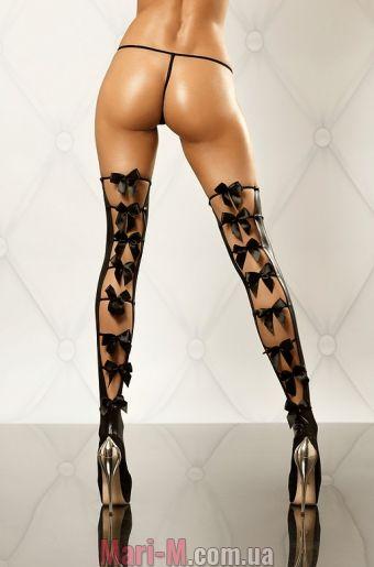 Фото - Чулки с бантиками Bows Lolitta Lolitta купить в Киеве и Украине