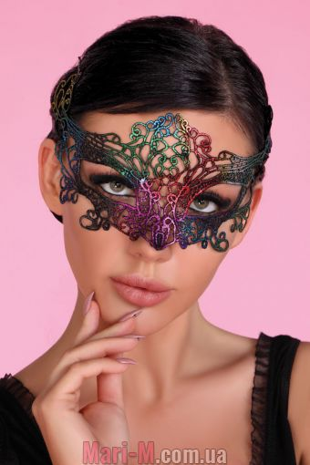 Фото - Разноцветная маска Livia Corsetti Livia Corsetti купить в Киеве и Украине