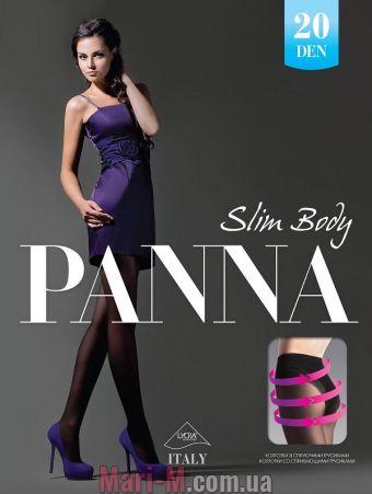 Фото - Колготки бикини Slim Body 20 den Panna (несколько цветов) Panna купить в Киеве и Украине