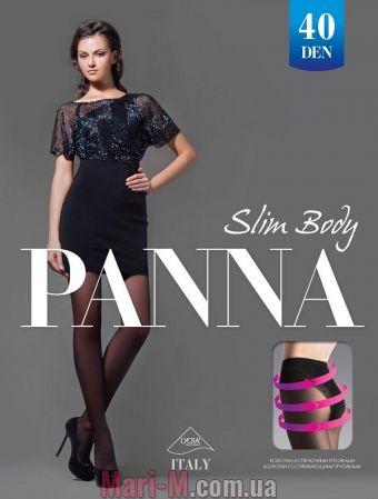 Фото - Колготки Slim Body 40 den Panna (несколько цветов) Panna купить в Киеве и Украине