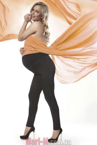 Фото - Утепленные леггинсы для беременных Stefanie BasBleu BasBleu купить в Киеве и Украине
