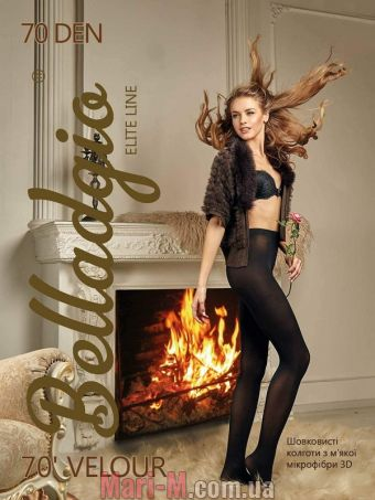 Фото - Колготки Velour 70 den Belladgio  Belladgio купить в Киеве и Украине