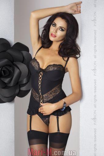 Фото - Шикарный женский корсет Zoja corset Passion Passion купить в Киеве и Украине