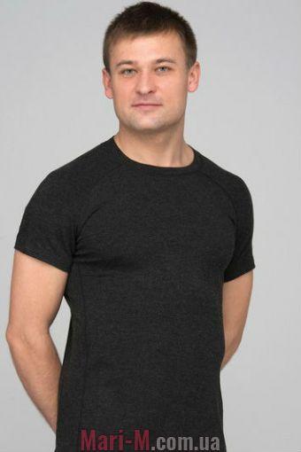 Фото - Термобелье - мужская футболка с шерстью 615Ш-ФМО Kifa Kifa купить в Киеве и Украине