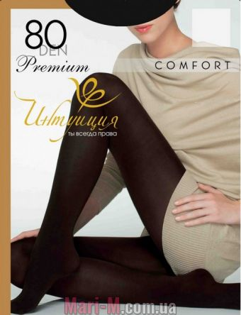 Фото - Колготки Интуиция Comfort premium 80 den Интуиция купить в Киеве и Украине