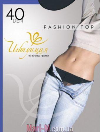 Фото - Колготки с заниженной талией Fashion top 40den Интуиция Интуиция купить в Киеве и Украине