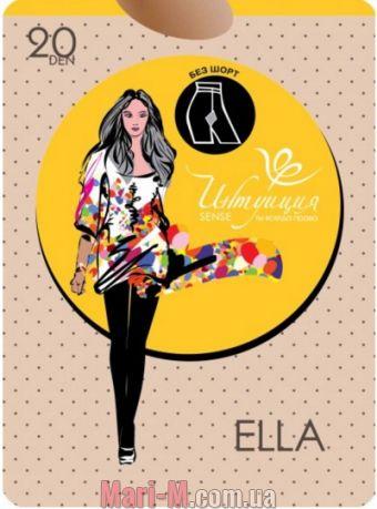 Фото - Полуматовые колготки Ella 20den Интуиция Интуиция купить в Киеве и Украине