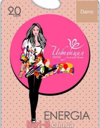 Фото - Колготки Energia 20den Интуиция Интуиция купить в Киеве и Украине