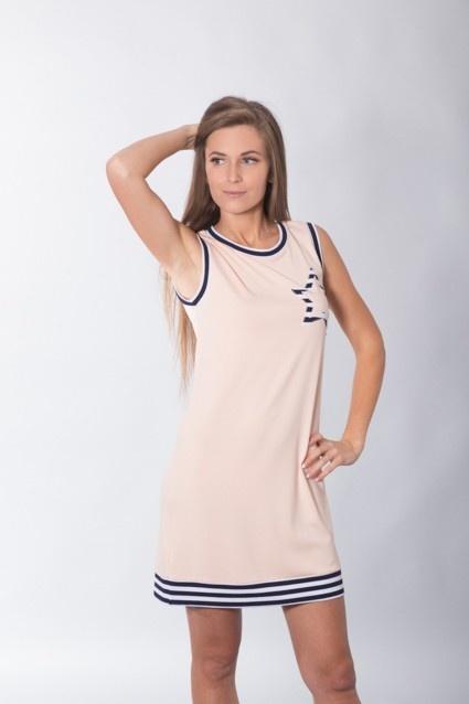 Ночная сорочка/домашнее платье из вискозы 093 Wiktoria  Wiktoria