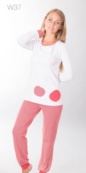 Хлопковая пижама 37 Wiktoria Wiktoria