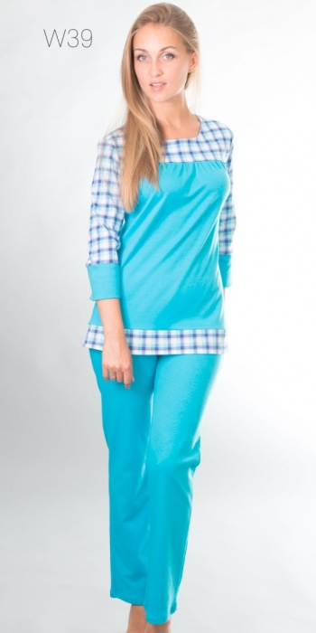 Хлопковая пижама 39 Wiktoria Wiktoria