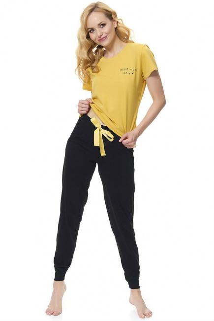 Хлопковая женская пижама домашний костюм PM 9541 Dobranocka (несколько  цветов) 5a7169b7ec5d9