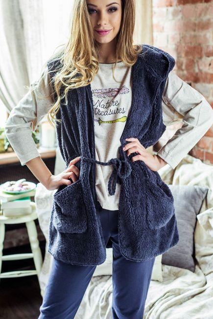 Женская пижама/домашний костюм LNS 828 B7 Key Key