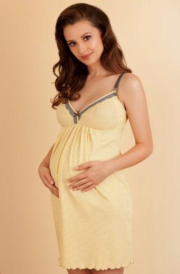 Ночная сорочка для беременной и кормящей мамы 1516 Lupo Lupo