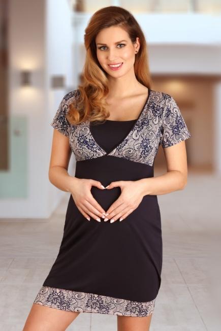 4d5f814bd62a Купить Одежда для дома и сна Одежда для беременной, кормящей Вискоза ...