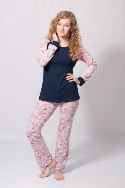 Комплект пижама из вискозы 11 Wiktoria Wiktoria